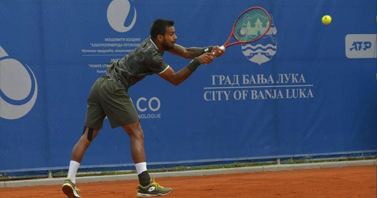 Indian tennis: Sumit Nagal, Prajnesh advance; Ramkumar exits at ATP Challenger events