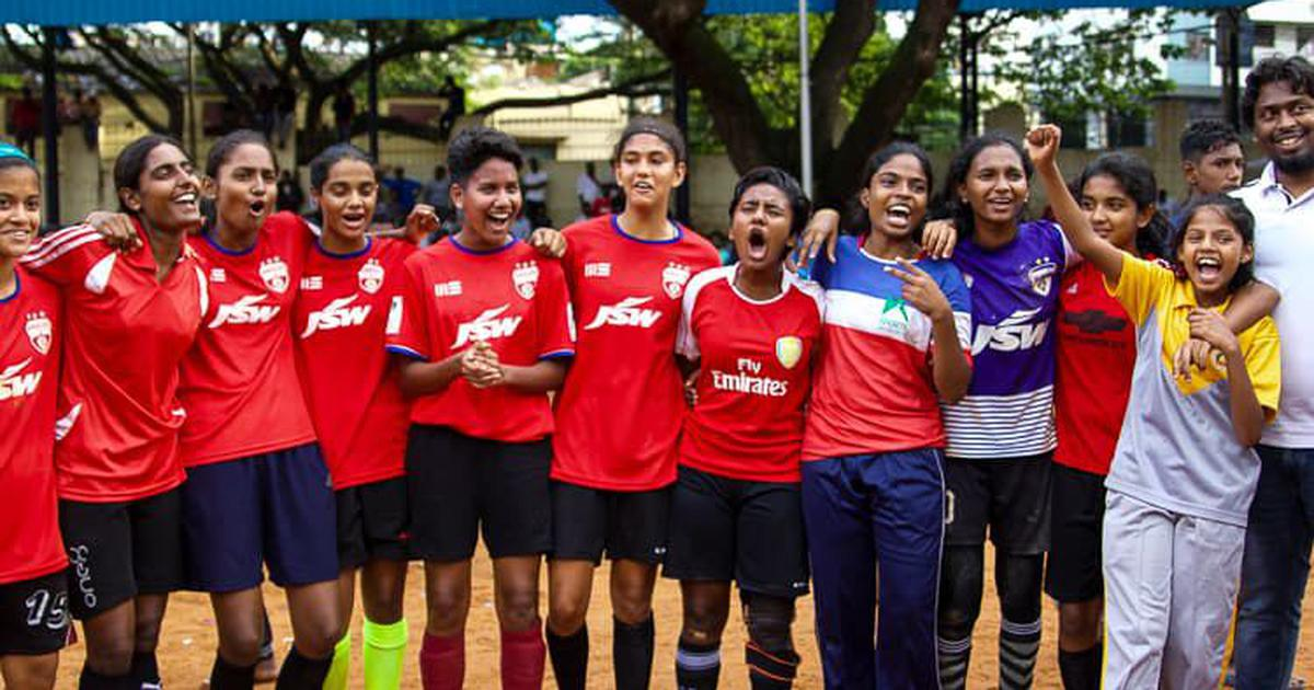 How Bengaluru's prestigious Independence Day Cup tournament opened its arms for women footballers