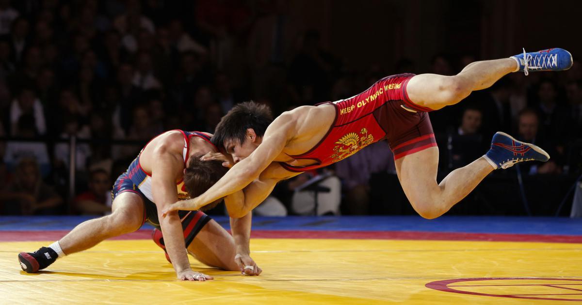 Wrestling: Krasnoyarsk to host 2022 World Championship