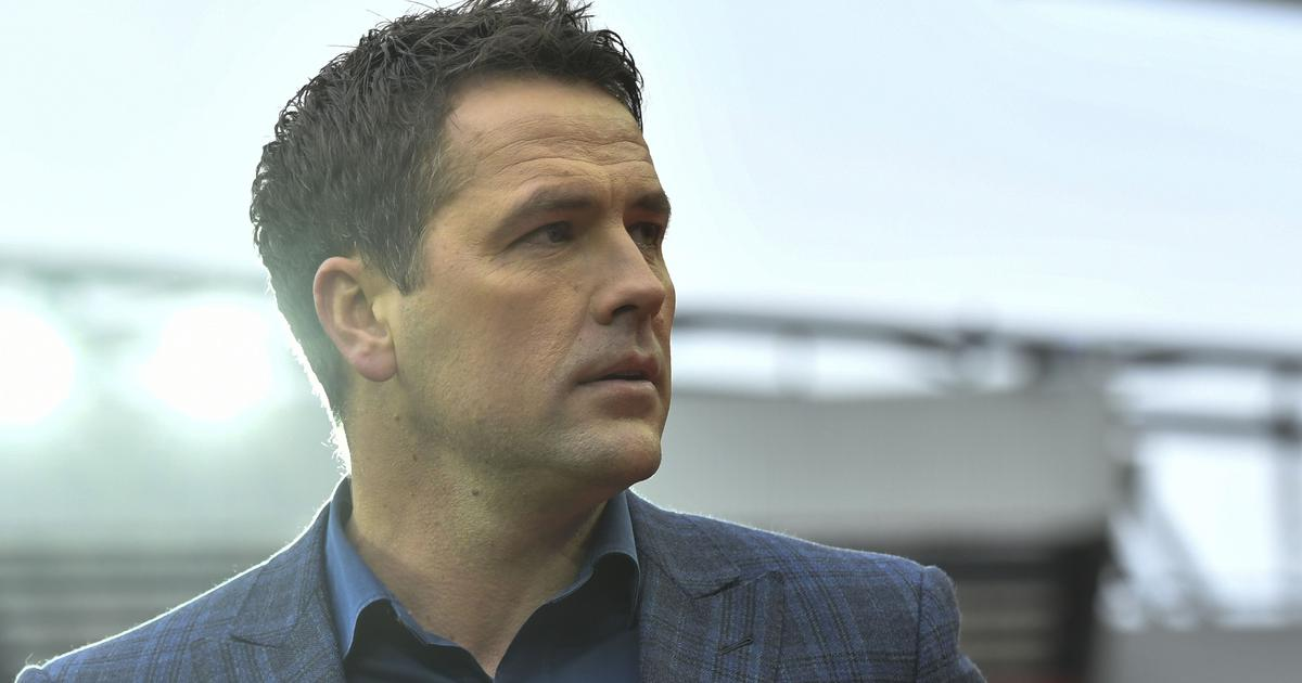 Former England footballer Michael Owen says father was driving force and reveals son's blindness