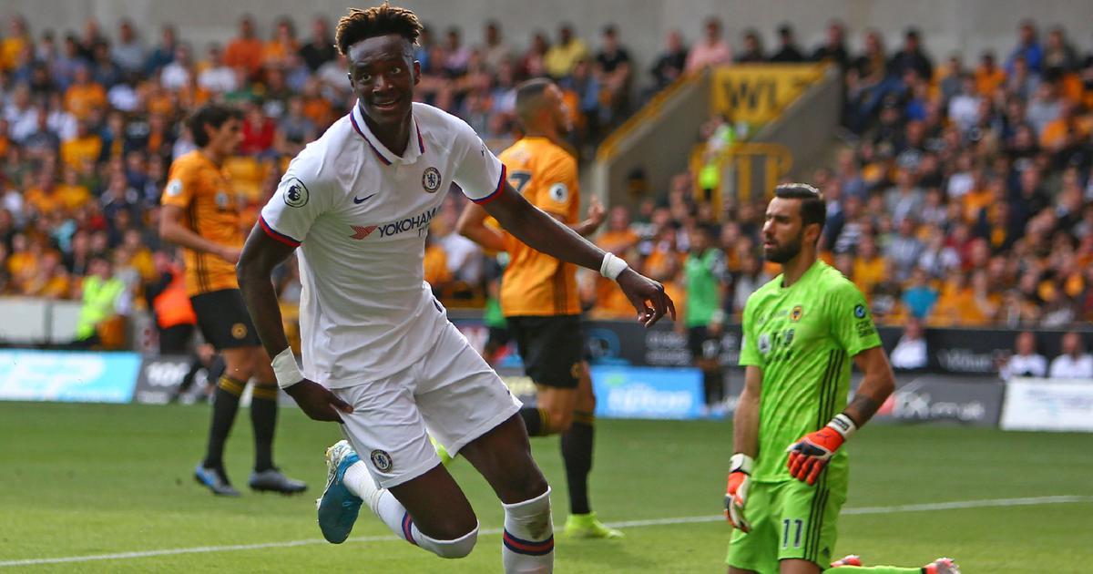 Premier League: Abraham's hat-trick helps Chelsea thrash Wolves; Spurs, Man United earn crucial wins