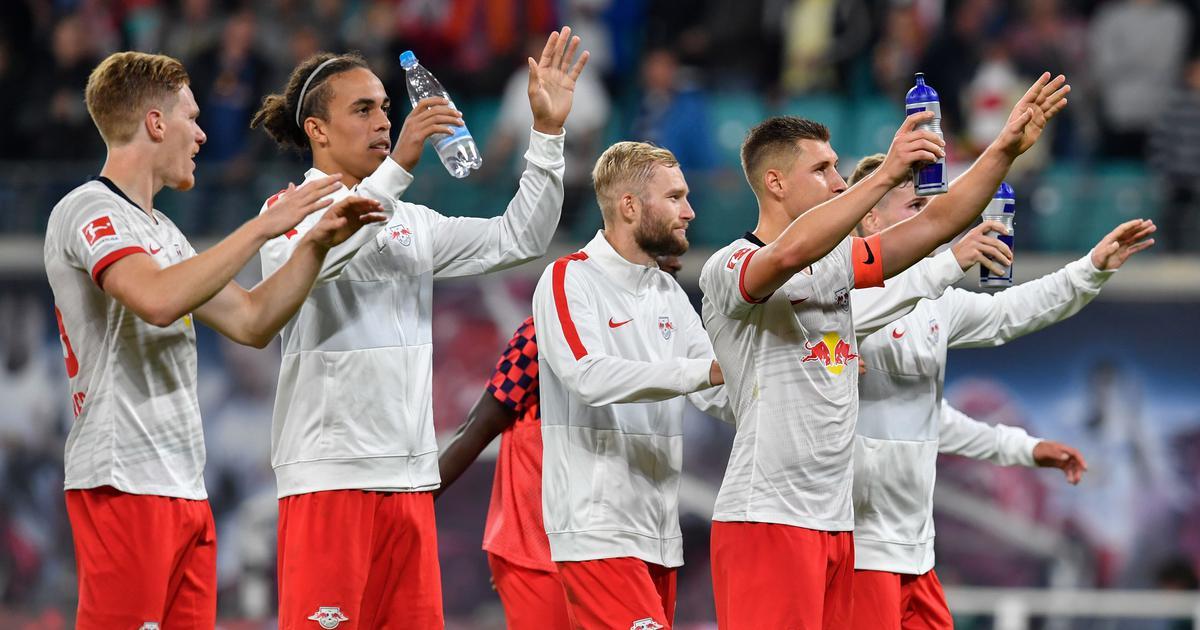 Bundesliga: Table-toppers Leipzig frustrate Bayern with draw, Dortmund outclass Leverkusen