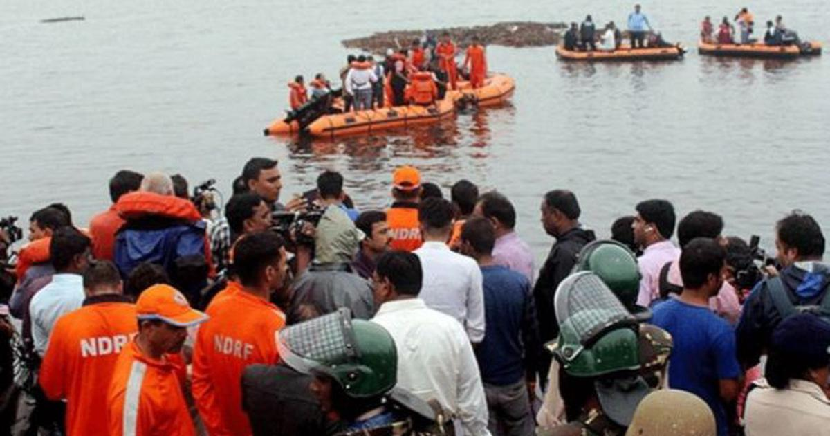 11 dead as boat capsizes in Andhra, death toll feared to rise