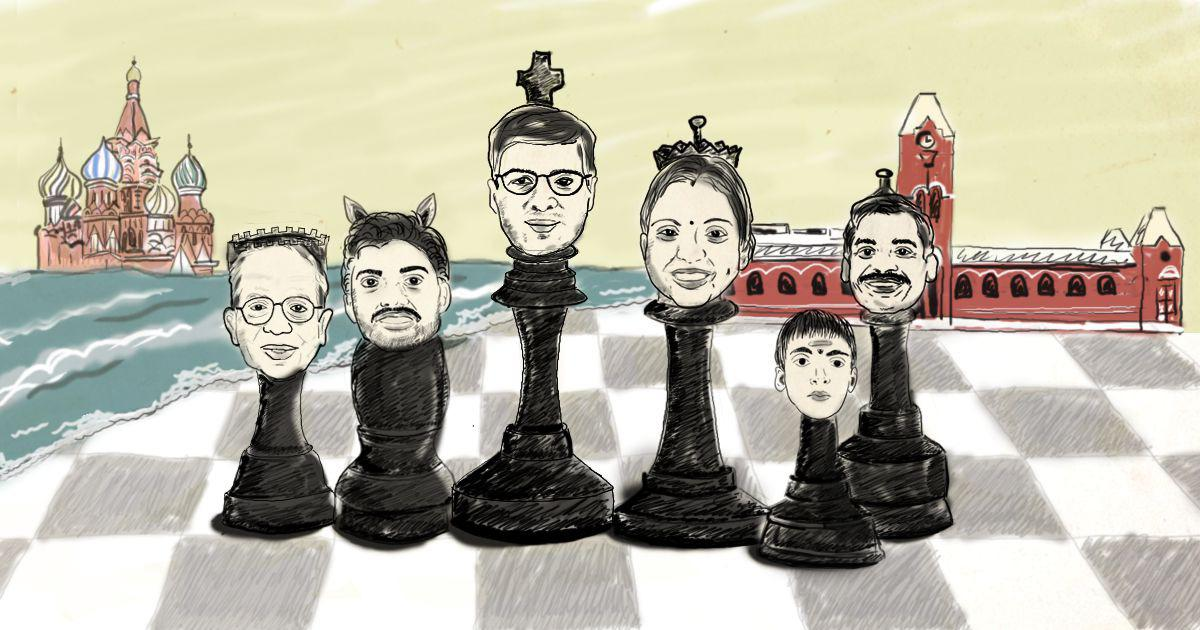 Chess and the city: How Chennai became India's 'Soviet Union in miniature'