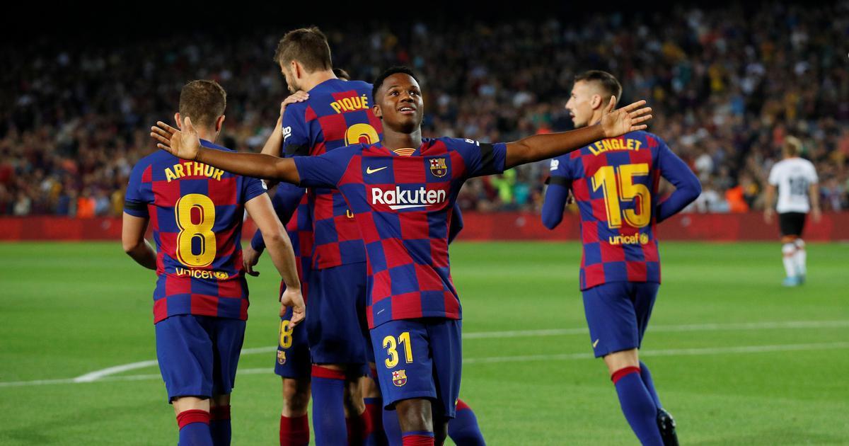 Neymar returns, Fati proves his worth for Barca and more: Talking points from European football