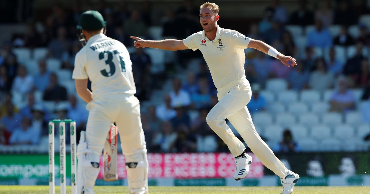 Ashes: Warner let Broad get into his head during series, says Australia coach Langer
