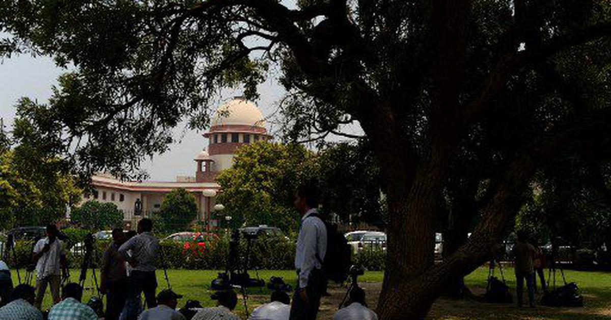 Supreme Court says interference in judicial appointments, transfers does not augur well