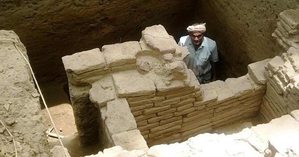 Did the Indus Valley people settle in Tamil Nadu? Keezhadi excavation could provide crucial evidence