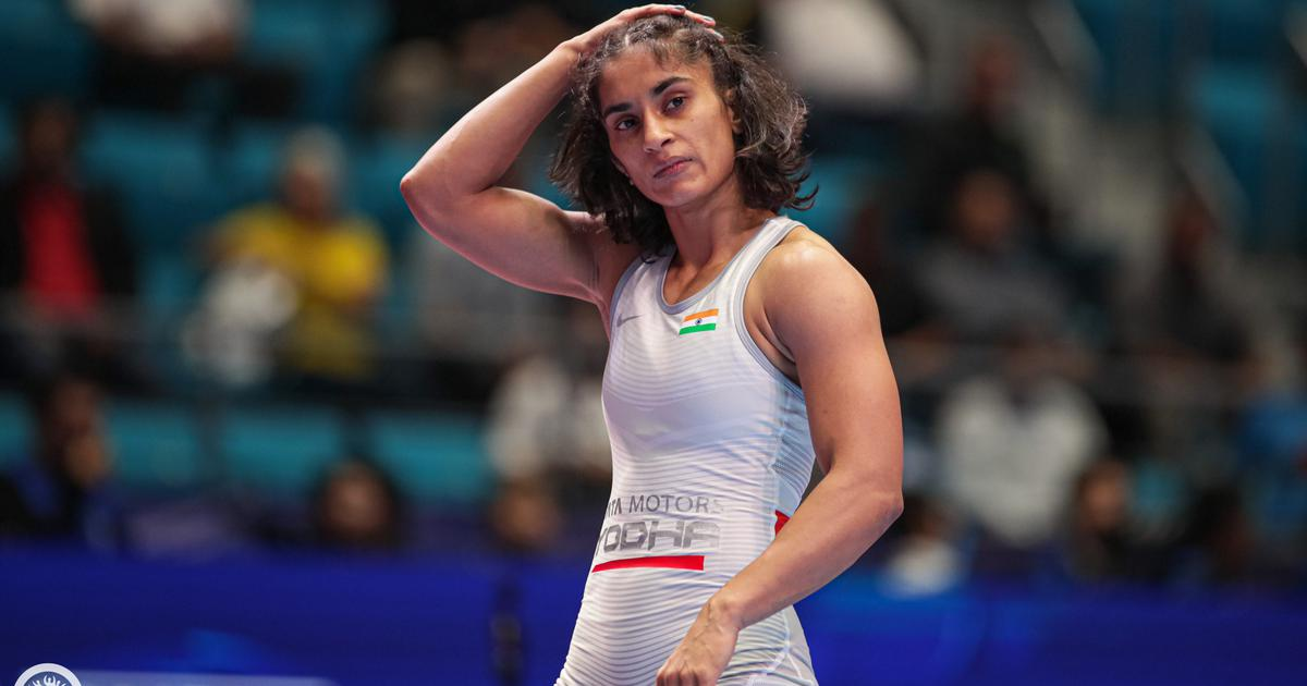 Watch: How Vinesh Phogat beat world No 1 Sara Ann Hildebrandt to seal place at 2020 Tokyo Olympics