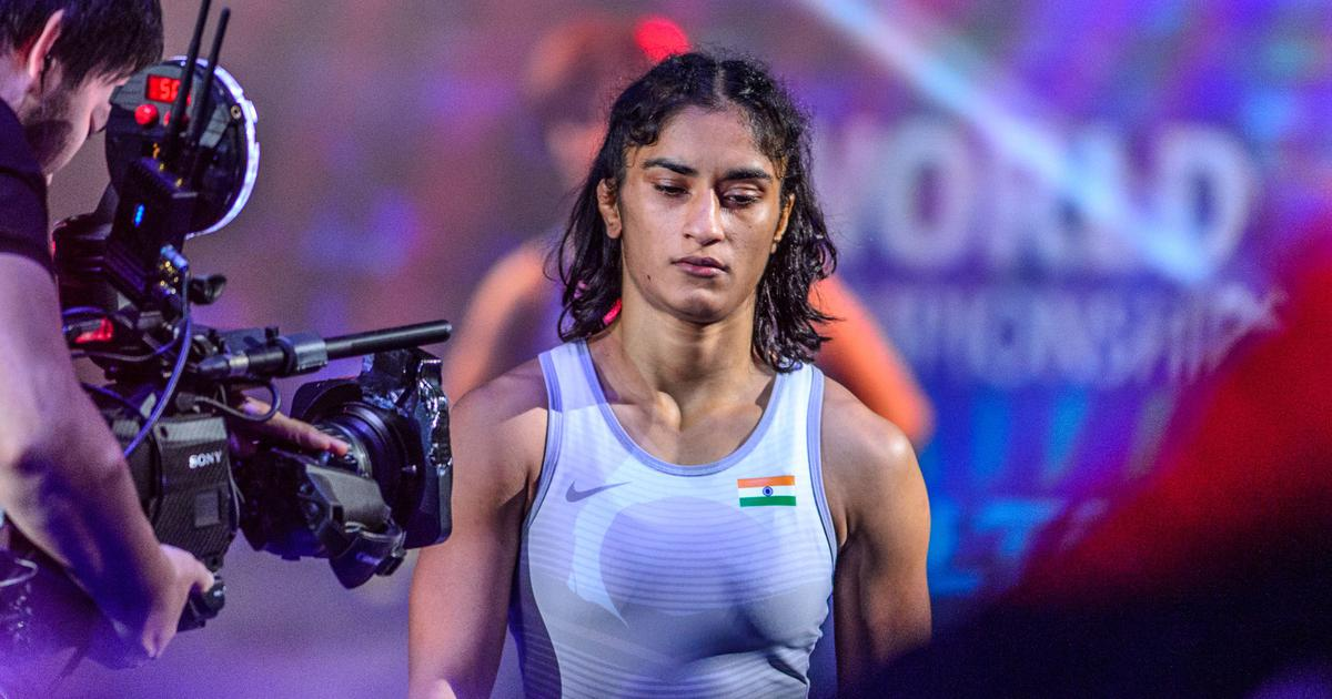 Wrestling: In mind and body, Vinesh Phogat sings a different tune on her way to World C'ships medal