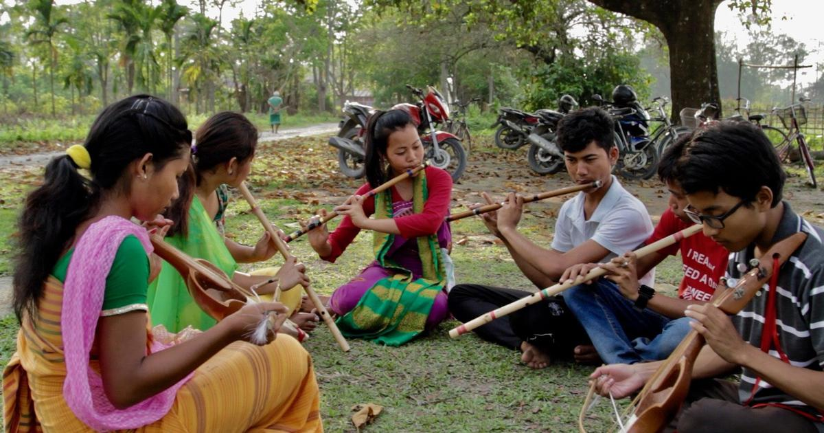 In film 'Sikhirini Mwasani', the attempt to keep a Bodo performance tradition from dying out