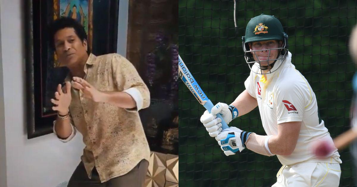 Watch: Sachin Tendulkar does an in-depth analysis of Steve Smith's brilliant strategy in Ashes 2019