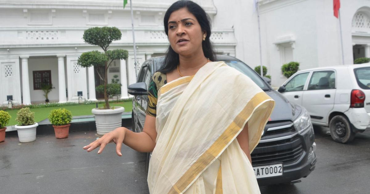 Delhi Speaker disqualifies AAP leader Alka Lamba from Assembly
