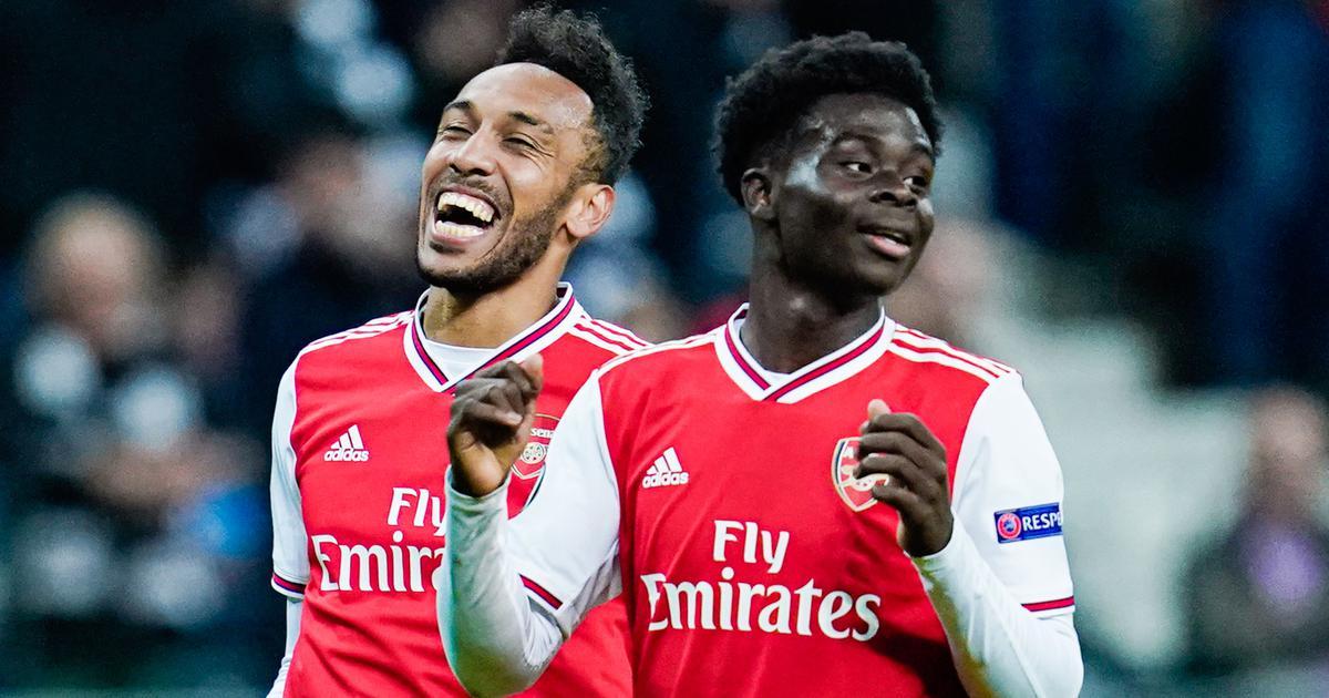 It's a dream come true: Bukayo Saka ecstatic after scoring first Arsenal goal in Europa League win