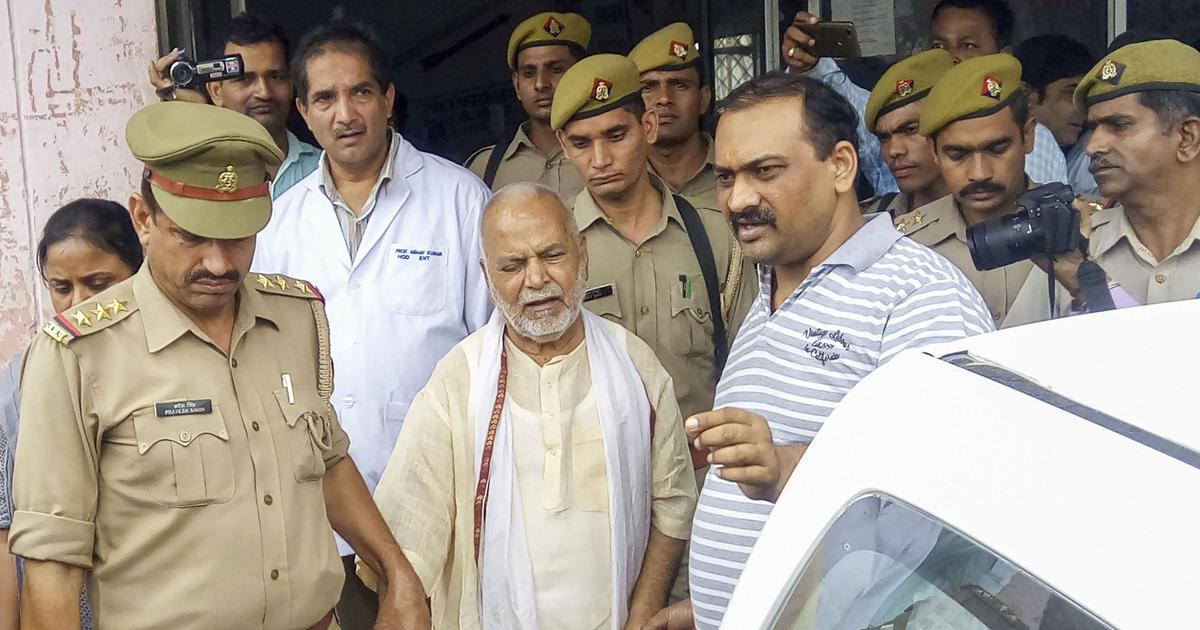 UP: Rape-accused BJP leader Chinmayanand arrested by SIT, sent to jail for 14 days