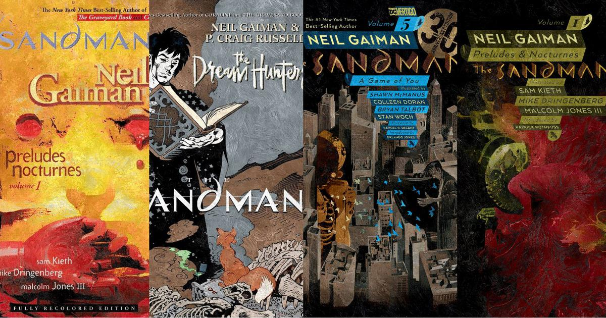 Why Neil Gaiman's 'The Sandman' is the perfect (but challenging) comic book series to adapt for TV