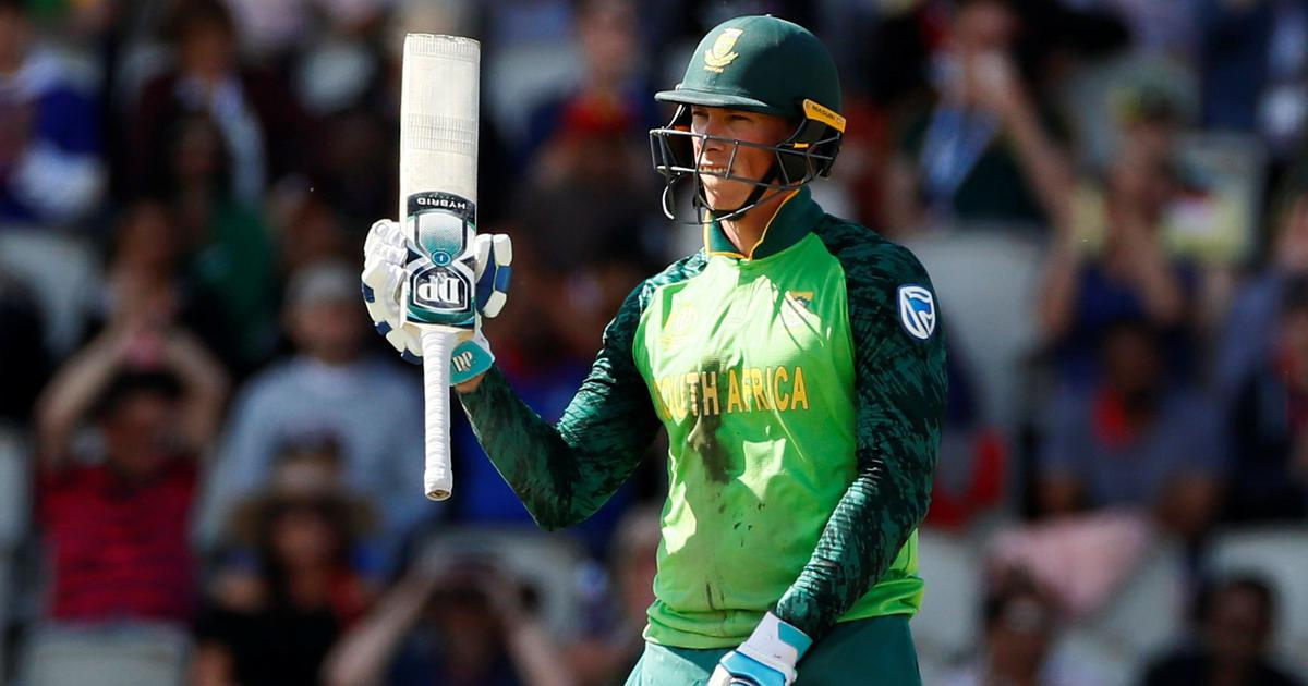 We are here to play in the traditional South African way, says vice-captain Van der Dussen