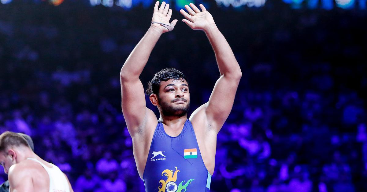 Covid-19: Three wrestlers, including World Championship silver-medallist Deepak Punia, test positive