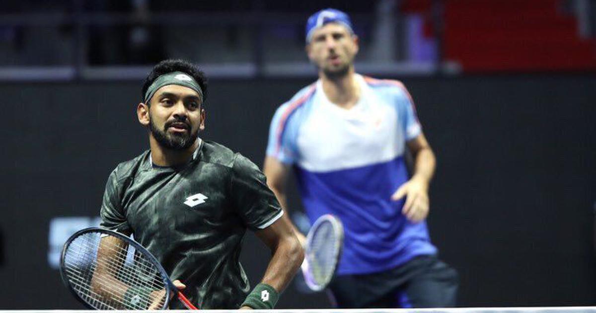 Tennis: Divij Sharan wins fifth career ATP title, triumphs at St Petersburg Open with Igor Zelenay