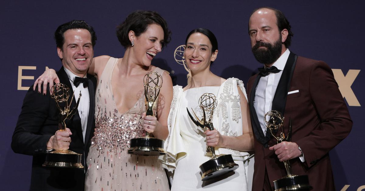 Emmys 2019: 'Fleabag' and 'Game of Thrones' win top honours
