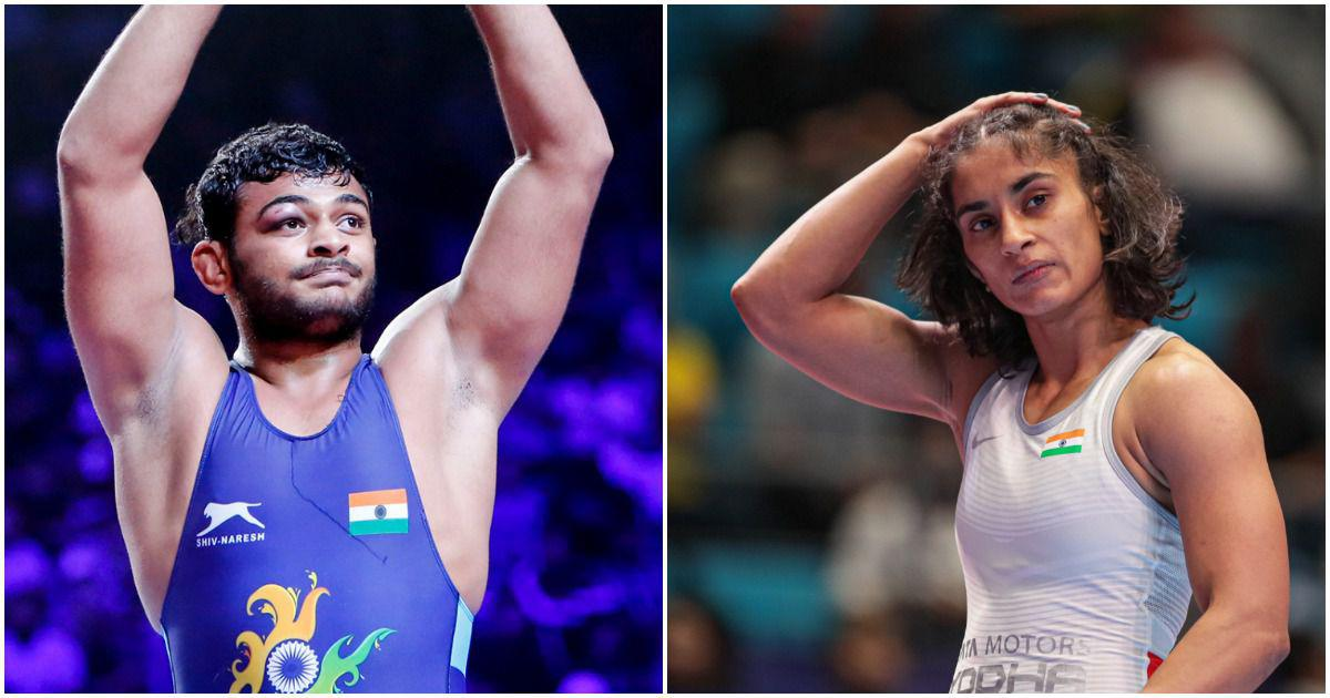 India at Wrestling World C'ships: Five medals, four Olympic quotas mark best-ever performance