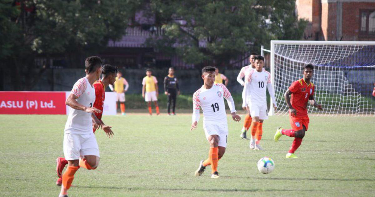Football: India take on Maldives in Saff U-18 Championship semi-final with momentum on their side