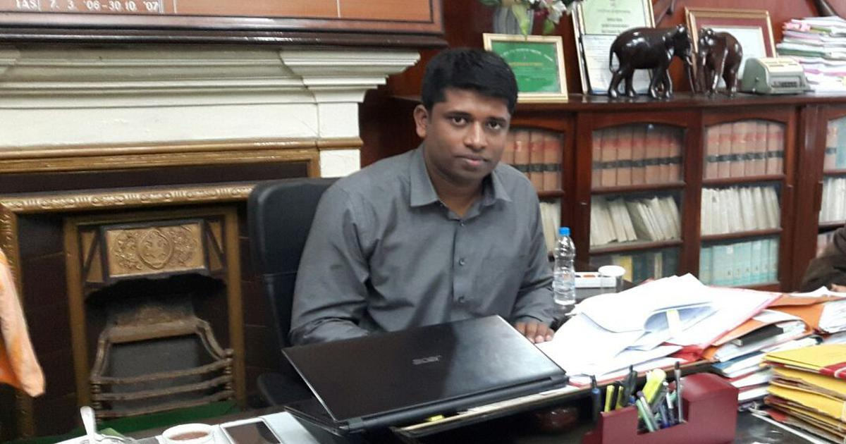 Former IAS officer Kannan Gopinathan booked for refusing to rejoin duty amid Covid-19