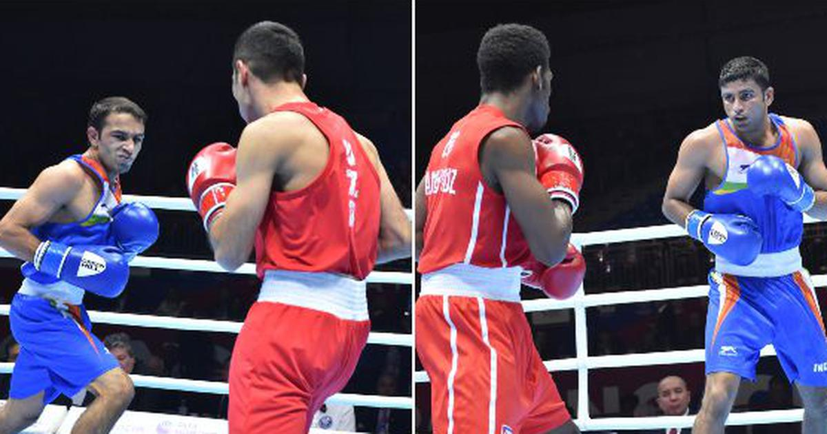 AIBA Men's Boxing World C'ships round-up: Amit Panghal, Manish Kaushik star in India's best showing