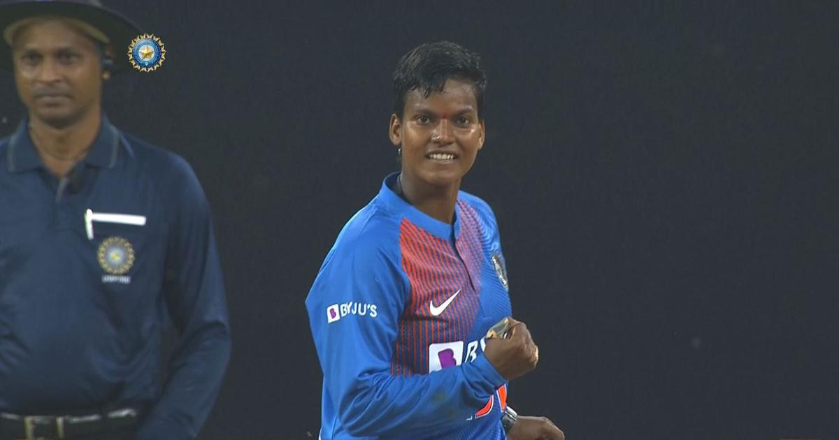 First T20I: How Deepti Sharma led India's turnaround and ended a seven-match losing streak