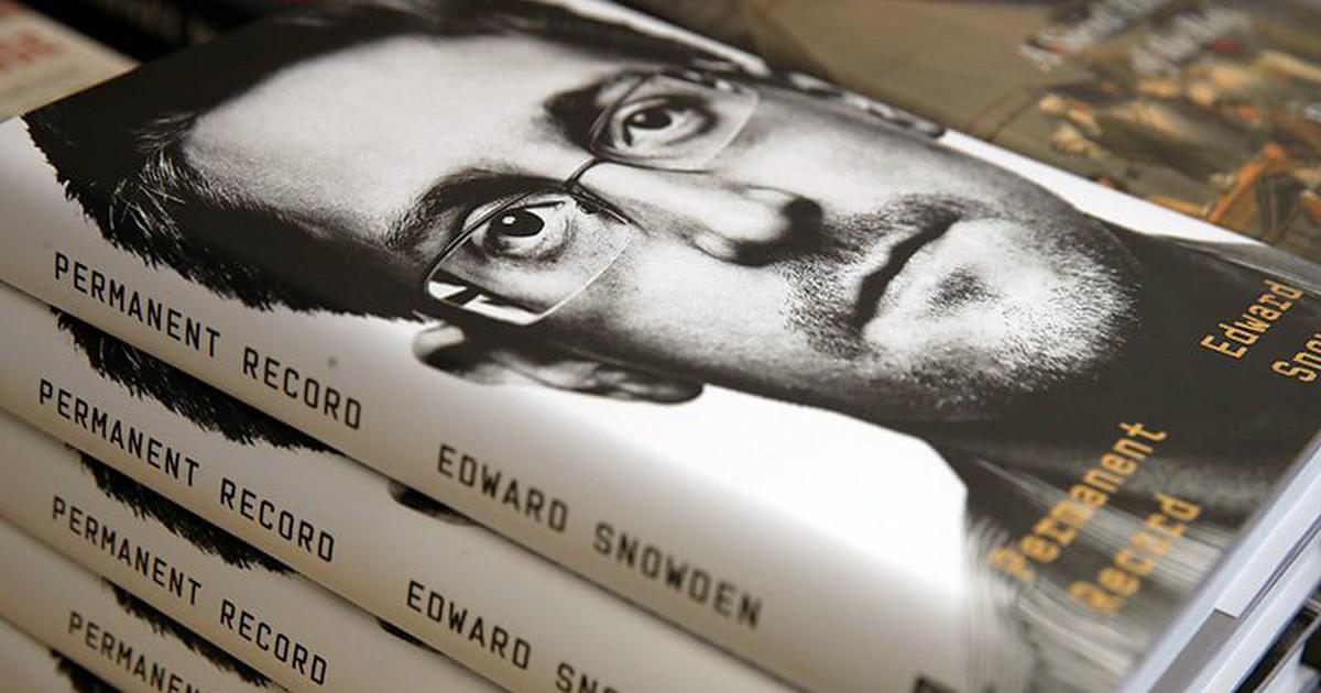 Whistleblower Edward Snowden has published a memoir, but he may never get the profits