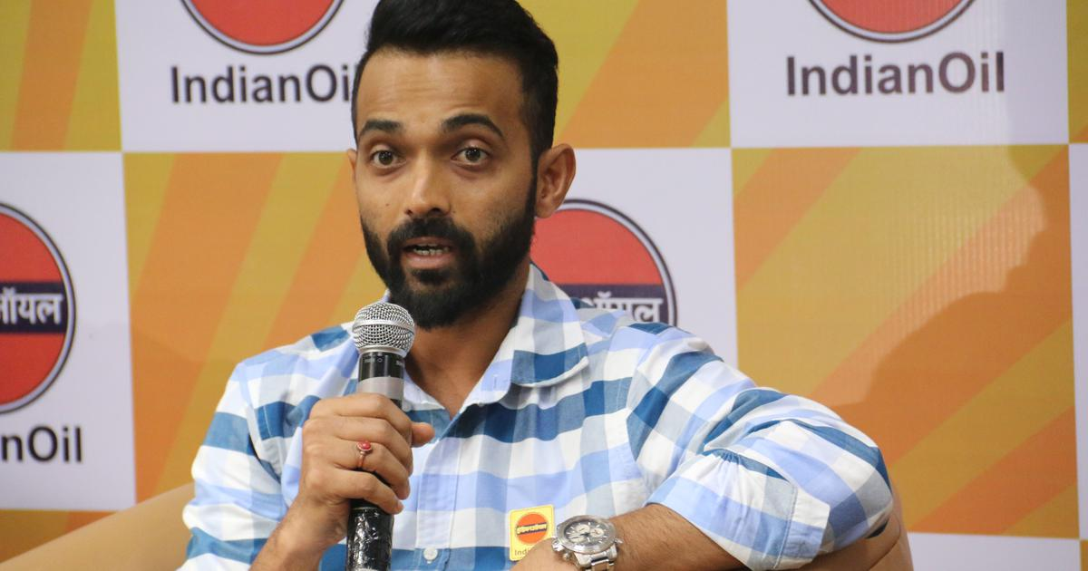 Have no idea about it, so don't think I should comment: Ajinkya Rahane on Wasim Jaffer controversy