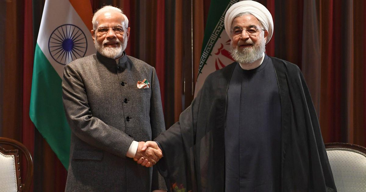India at the UN: PM Modi and Iran President Hassan Rouhani discuss Chabahar Port