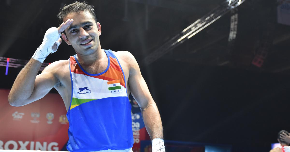 Tokyo 2020: A medal favourite on Olympics debut, boxer Amit Panghal is ready to live up to the hype