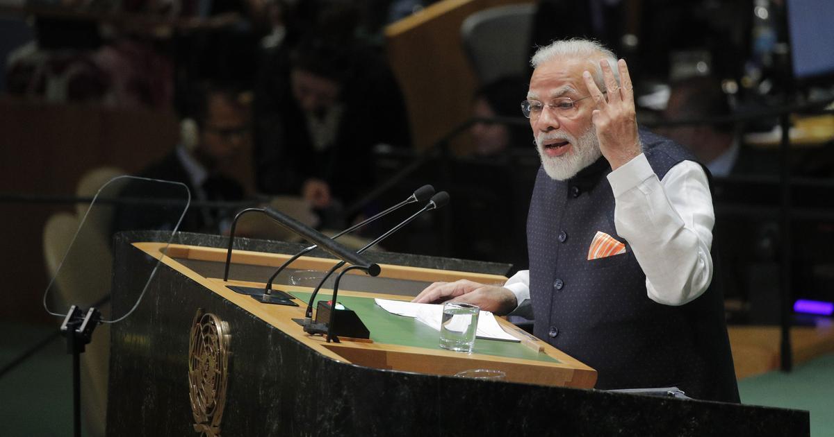 भारत दो साल के लिए यूएन सुरक्षा परिषद का सदस्य बना, प्रधानमंत्री ने विश्व समुदाय का आभार जताया