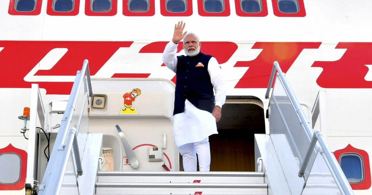 PM Modi concludes his week-long US visit, thanks Trump and says it was 'extremely productive' trip