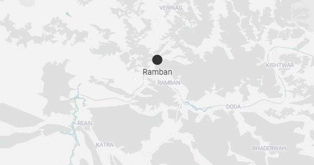 Image result for RAMBAN ENCOUNTER
