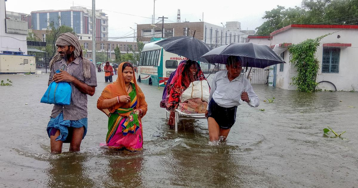 The big news: At least 13 killed in heavy rain in Bihar, and nine other top stories
