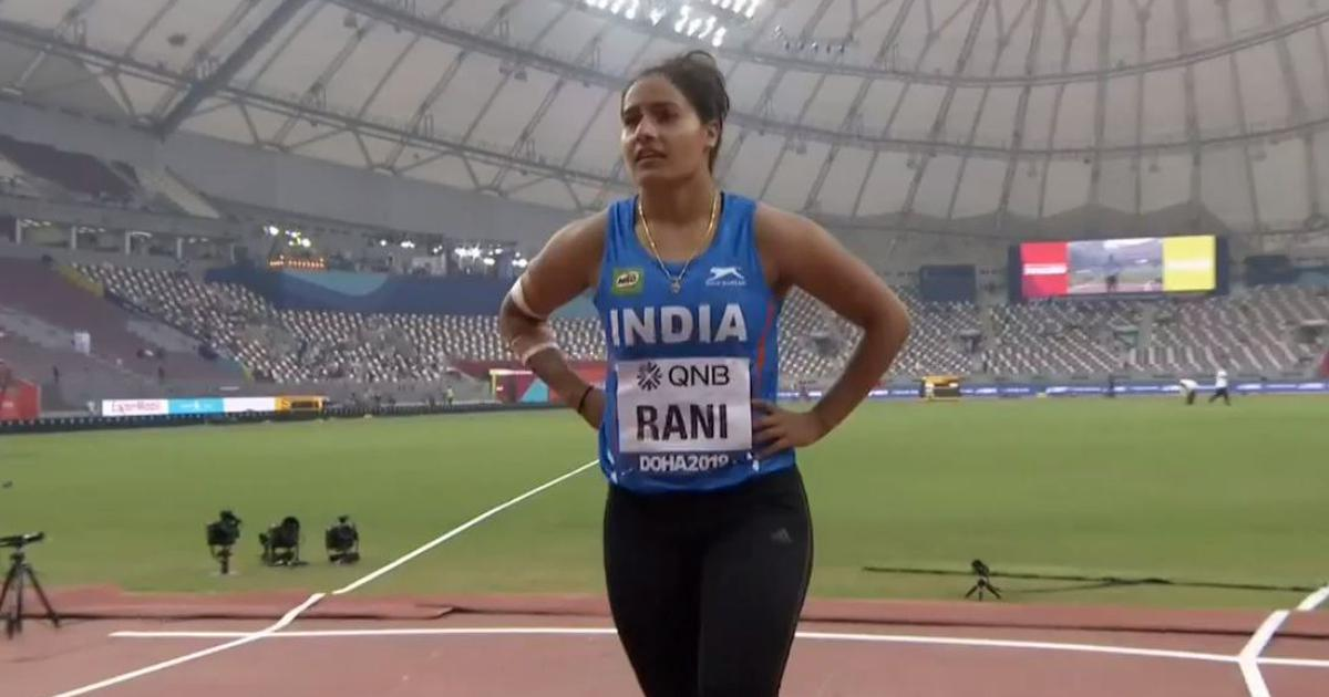 Athletics World C'ships: Annu Rani breaks her own javelin throw national record, qualifies for final