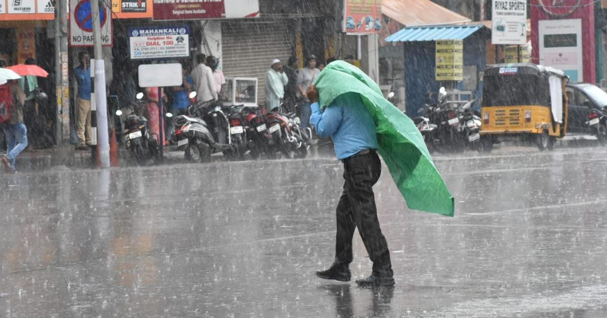 Monsoon retreat likely to begin from end of next week, says IMD, forecasts light rain in Delhi today
