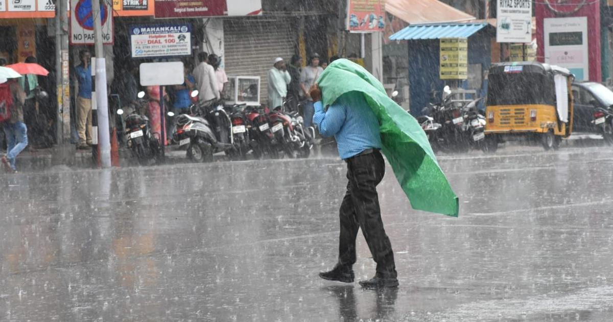 India gets its highest rainfall since 1994 this monsoon season: IMD