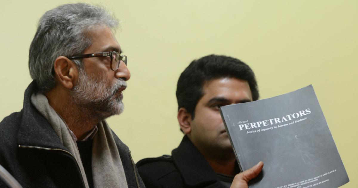 Bhima Koregaon case: After CJI, three more SC judges opt out of hearing Gautam Navlakha's plea