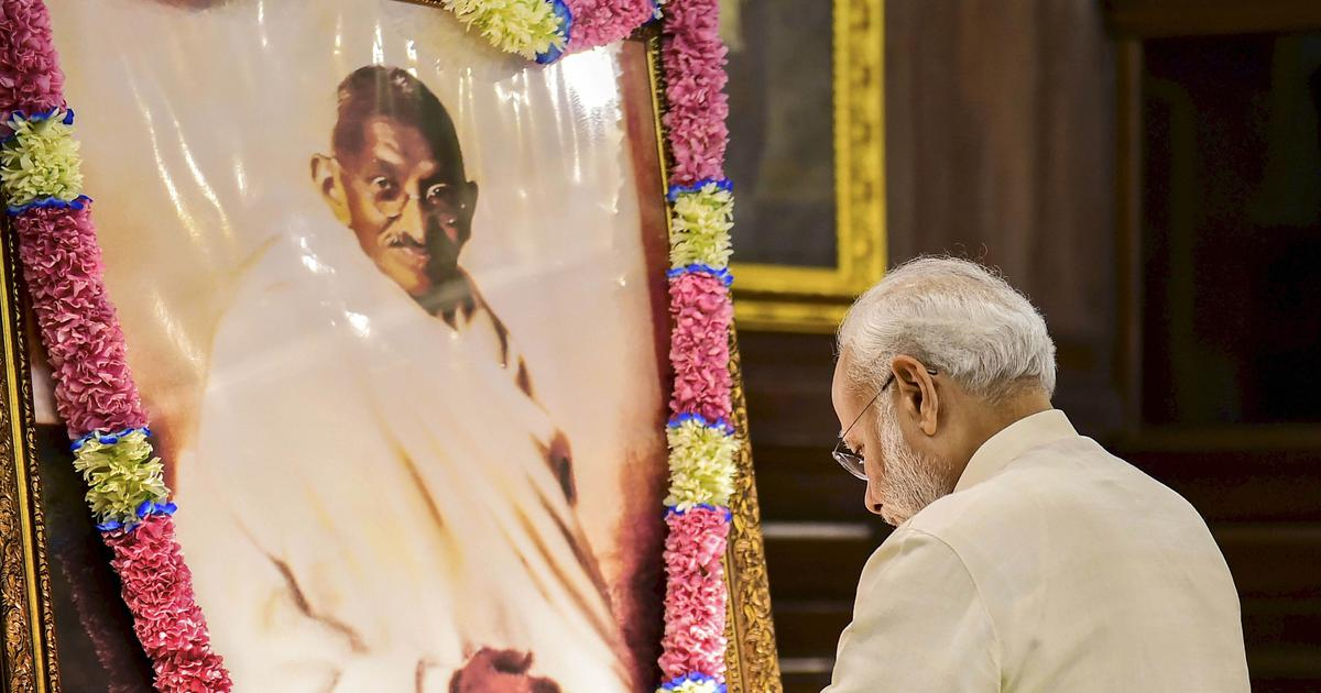 In NYT article, Modi proposes 'Einstein challenge' for innovators to spread Mahatma Gandhi's ideals