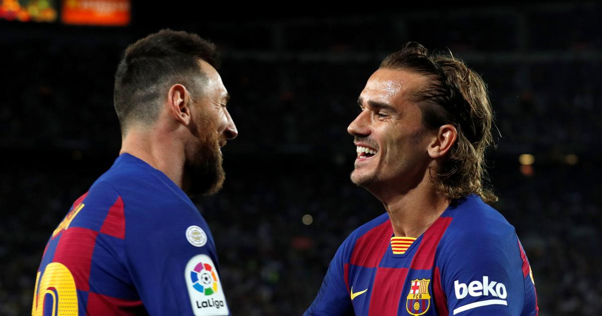 We have no problem: Lionel Messi denies rift with Barcelona teammate Antoine Griezmann