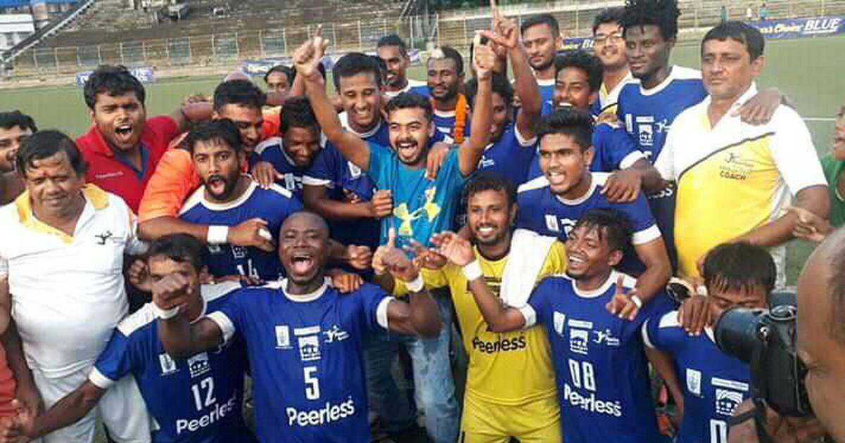 Football: Kolkata's Peerless SC set to clinch historic CFL title after East Bengal no-show