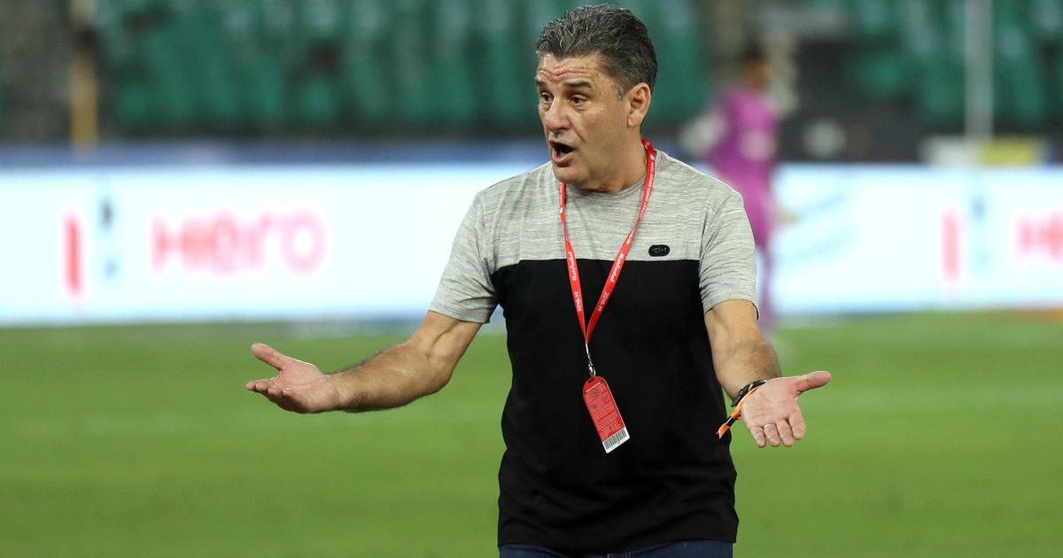 ISL: Not being ruthless hurt our performances last season, says Chennaiyin FC coach John Gregory