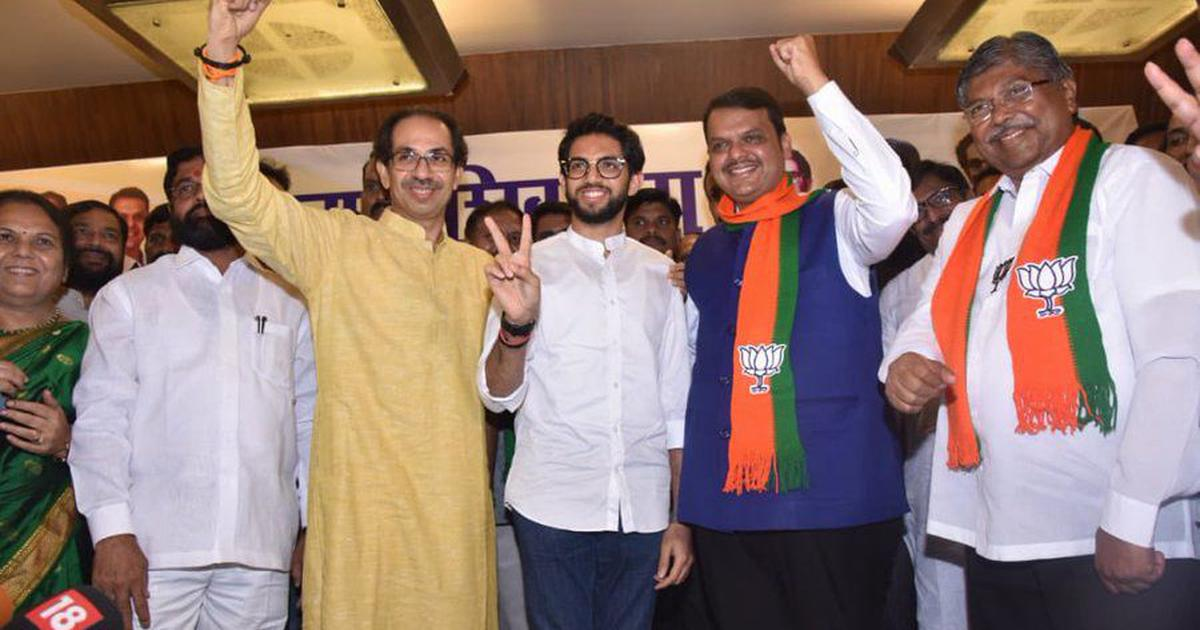 Maharashtra Assembly elections: BJP to contest 148 seats, Shiv Sena 126, other allies get 14