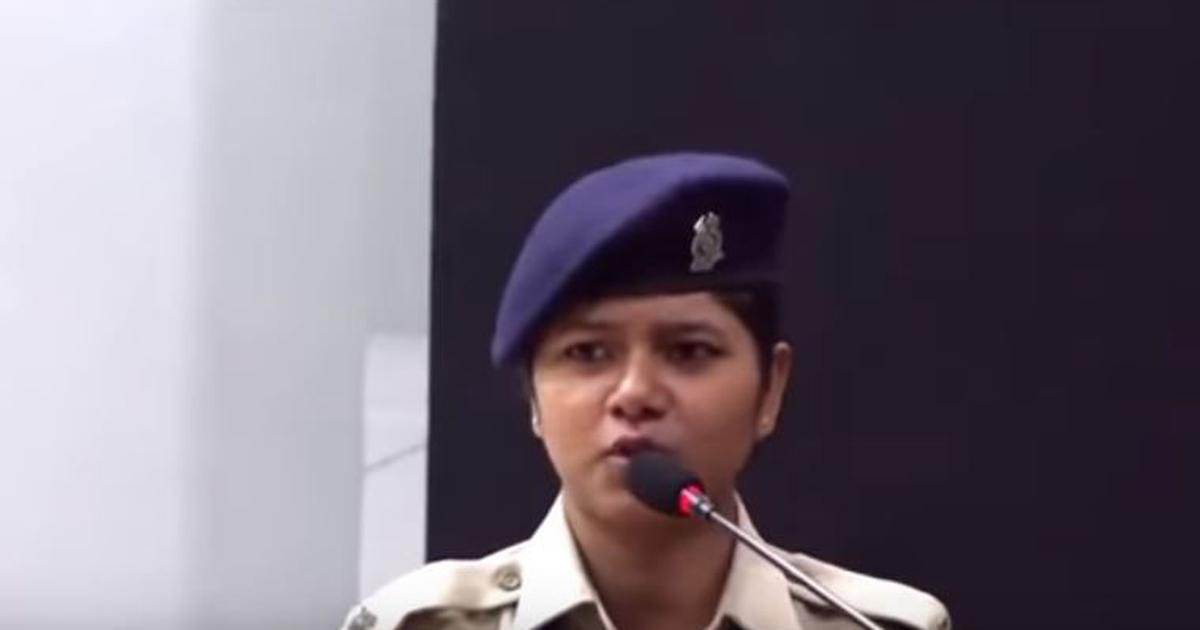 CRPF woman won prize for fiery speech in human rights debate – but why are rights being debated?