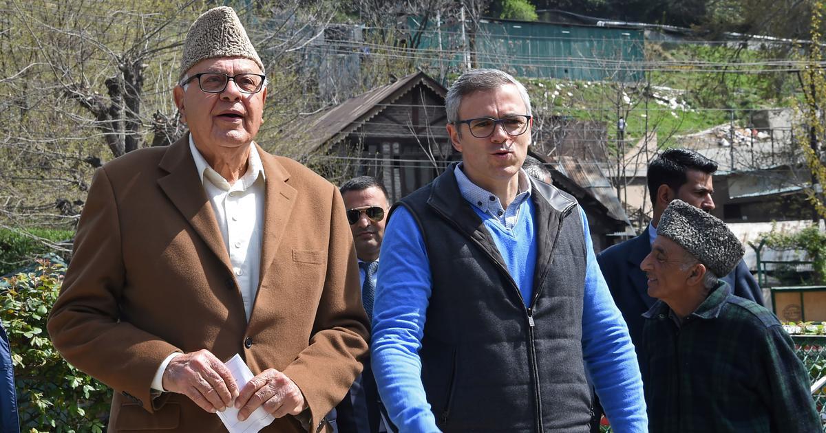 Jammu and Kashmir: National Conference demands immediate restoration of special status