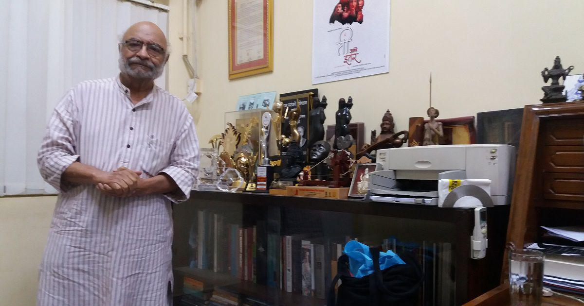 Govind Nihalani interview: 'The difficult way is often the best way'