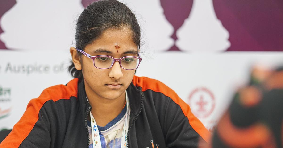 World Youth Chess C'ship: Pranav Anand, Rakshitta Ravi win Round 5 games to move into top spots